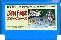 ▲【クリックポスト6個まで164円】FC ファミコン ハドソン スターフォース シューティングゲーム h-g-fc-396【中古】