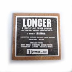 サーフィンDVD 送料無料 LONGER DVD【ロンガー】JOEL TUDOR NEWパッケージ仕様!【S-0】