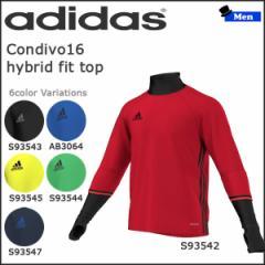 サッカー ウェア シャツ 一般用 adidas アディダス Condivo16 ハイブリッド フィットトップ メンズ
