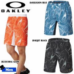 トレーニング スポーツ ウェア メンズ オークリー OAKLEY アクセルレーター サブリメーション ショートパンツ 1.0