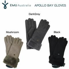 【新作】エミュー emu 通販 シープスキングローブ Apollo Bay Gloves 手袋 W9405