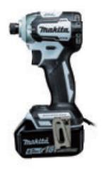 【マキタ】 18V 充電式インパクトドライバ TD170DRFXW(白) <3.0Ahバッテリ2本・充電器・ケース付> 【makita】