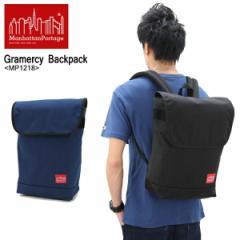 マンハッタン ポーテージ(Manhattan Portage)Gramercy Backpack(MP1218) バックパック≪M≫
