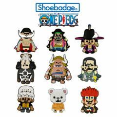 【メール便可】 ワンピース キャラクター シューバッジ (ONE PIECE Shoebadge)