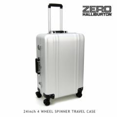 【送料無料】【31%OFF】ゼロハリバートン (ZERO HALLIBURTON) ZRトローリー (24inch 4 WHEEL SPINNER TRAVEL CASE)