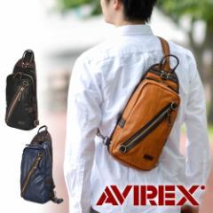 送料無料/アヴィレックス/AVIREX/ボディバッグ/ワンショルダーバッグ/ラルガ/avx981/メンズ/レディース P10倍/人気/旅行/ラッピング無料/