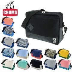 送料無料/チャムス/CHUMS/ショルダーバッグ/スウェットナイロン/Square Shoulder Bag Sweat Nylon/CH60-2119/メンズ/レディース A4/P10倍
