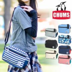 送料無料/チャムス/CHUMS/2wayショルダー/スウェットナイロン/Reversible Shoulder Pouch Sweat Nylon/ch60-2272/メンズ/レディース