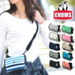 チャムス/CHUMS/ミニポーチ/ショルダーポーチ/スウェット/Mini Pouch Sweat/ch60-0727/「ネコポス便可能」 メンズ/レディース/人気/旅行
