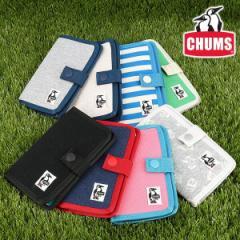 チャムス/CHUMS/スマホケース/携帯ケース/スウェット/Notebook Style Mobile Case Sweat/ch60-2361/「ネコポス便可能」 メンズ/レディー