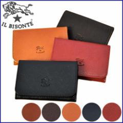 送料無料/イルビゾンテ/IL BISONTE/カードケース/...