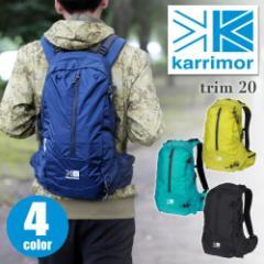 送料無料/カリマー/karrimor/ザックパック/登山用リュック/alpine×trekking/trim 20/393528/メンズ/レディース 【ポイント10倍】A4