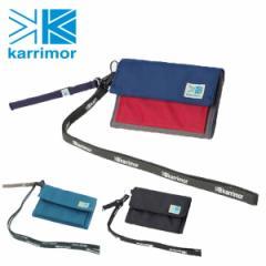 カリマー/karrimor/三つ折り財布/travel×lifestyle/トラベル×ライフスタイル/VT wallet 「ネコポス便可能」 P10倍/人気/ギフト