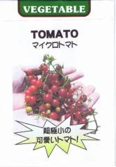 藤田種子 マイクロトマト 約30粒 【郵送対応】