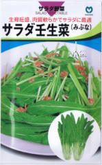 丸種 みぶな サラダ壬生菜 5ml 【郵送対応】
