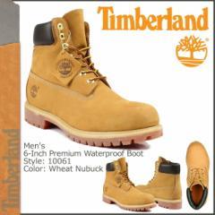 ティンバーランド Timberland 6INCH 10061 6インチ プレミアム ウォータープルーフ ブーツ 6INCH PREMIUM WATERPROOF BOOTS メンズ