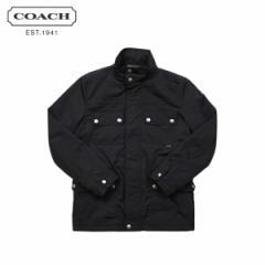 コーチ COACH メンズ ジャケット ブルゾン F82712 ネイビー