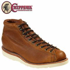 チペワ CHIPPEWA 5INCH CAPRICE LACE TO TOE BRIDGEMEN ブーツ 5インチ カプリース レース トゥ ブリッジマン 1901M35 [12/15 再入荷]