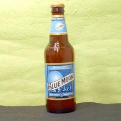 【1ケース単位】【送料無料!】(北海道、沖縄、離島地域を除く。佐川急便にて)「ブルームーンビール」355ml瓶24本(1ケース)