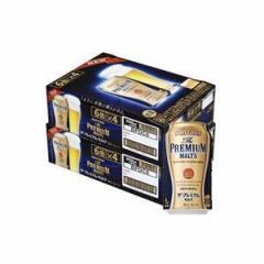 【送料無料!】(北海道、沖縄、離島は除く。配送は佐川急便で。)サントリーザ・プレミアムモルツ350ML缶48本2ケース