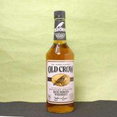 【正規品!箱なし】(ただし北海道、沖縄および周辺離島は除きます。配送は佐川急便指定です。)オールドクロウ700ML瓶1本