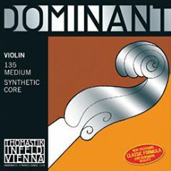 【即日発送O,K】ドミナント バイオリン弦D 【定形外郵便対応商品】分数サイズも有ります!【z8】