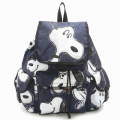 LeSportsac 7839 G071 SNOOPY TOSS ボイジャー バックパック VOYAGER BACKPACK  リュックサック バッグ レスポートサック