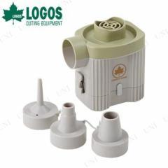 LOGOS(ロゴス) バッテリーハイパワーブロー(0.38PSI) アウトドア・ビーチグッズ プール用品 空気入れ エアポンプ