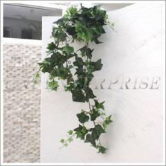 人工観葉植物 リーフスワッグ(アイビー/120cm) インテリア・生活雑貨 フェイクグリーン インテリアグリーン