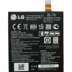 【送料無料】Li-Ion Polymer Battery 3.8V BL-T9 (for Google Nexus 5 LG D820 D821)☆3点工具付