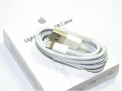 【アップル純正品】Apple Lightning - USBケーブ...