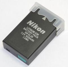 Nikon ニコン EN-EL20 Li-ionリチャージャブルバッテリー 充電池 送料無料【メール便(ネコポス)】