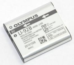 OLYMPUS  オリンパス純正 LI-92B デジタルカメラ用 リチウムイオン充電池   LI92B・LI90B 送料無料【メール便(ネコポス)】