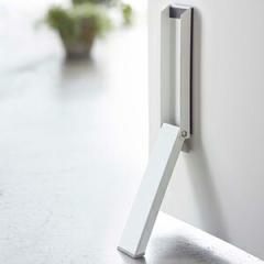 ドアストッパー マグネット式玄関ドアストッパー 磁石で簡単取付