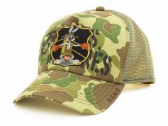 トイズマッコイ 迷彩 メッシュキャップ TMA1604 バッグスバニー TOYS McCOY メンズ 帽子 新品