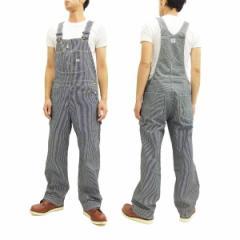 Lee オーバーオール LS2024 リー メンズ ファッション LS2024-04 ヒッコリーストライプ 新品