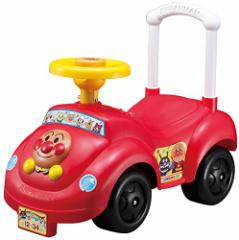 アンパンマン メロディアンパンマンカー [乗用玩具] (4971404312906)