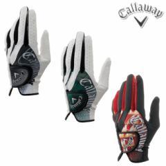 【ゆうパケット対応可能商品】キャロウェイ/CALLAWAY Tech Glove 15JM キャロウェイ グラフィック