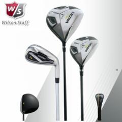 WILSON STAFF/ウィルソン スタッフ ULTRA IS 9本セット(#1、5W、I#5〜9、PW、SW)【20