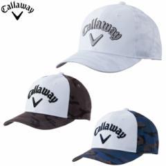 【帽子系】Callaway Apparel-キャロウェイ アパレル- Style Cap 16 JM キャロウェイ スタ