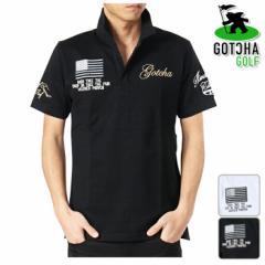 【半袖シャツ系】【72GG1202】【NEW春夏モデル】GOTCHA GOLF-ガッチャゴルフ- MENS (メンズ)