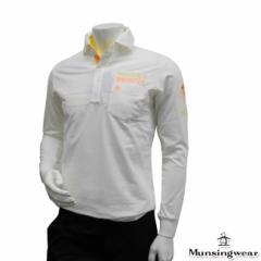 ◆【2014年春夏モデル】Munsingwear-マンシングウエア- MENS SG1233(メンズ) 長袖シャツ【トッ