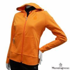 ◆【2014年春夏モデル】Munsingwear-マンシングウエア- LADYS SL5568(レディース) 長袖フルジ