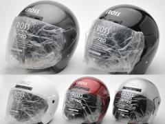 選べる5【リード工業】激安のジェットヘルメット CROSS  CR-720 /