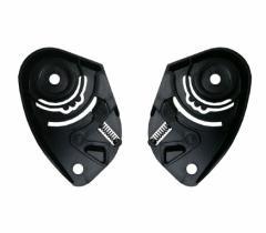 【取り寄せ/部品】【リード工業】ジェットヘルメットSJ8/SJ9用 シールドベース SJ-8P/SJ-9 /