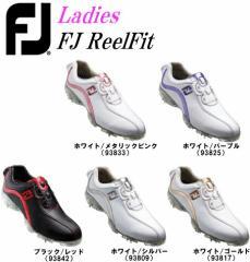 【レディース】フットジョイ ゴルフシューズ FJリールフィット 938** [Footjoy ReelFit]【日本正規品】【■Ac■】
