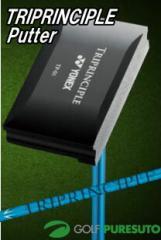 ヨネックス トライプリンシプルパター グラファイトシャフト装着モデル[YONEX TRIPRINCIPLE]【■Yo■】