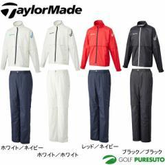 テーラーメイド レインスーツ上下セット(ブルゾン、パンツ)CCK16 即納 [Taylormade 合羽 レインコート]