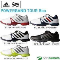 【即納!】【日本仕様】アディダス ゴルフシューズ パワーバンドツアーボア V4364 [adidas POWERBAND TOUR Boa 靴]
