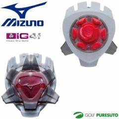 ミズノ IG4fスパイク 14個入り ファストツイスト専用スパイク 51GU160001【■M■】[Mizuno Golf Spike 交換用スパイク]